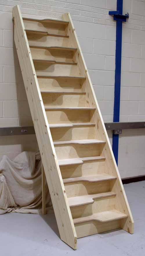 Alternating Tread Staircases / birch_24_spacesaver_stair.jpg