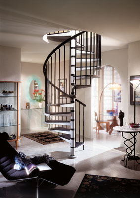 Gamia Metal Spiral Stair kit