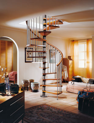 How to Build a Spiral Staircase - Buzzle Web Portal: Intelligent