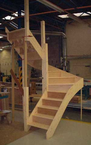 Winder Staircases / Winder3.jpg Double winder stair