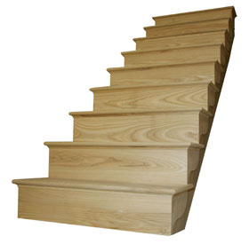 Made to Measure Stairs