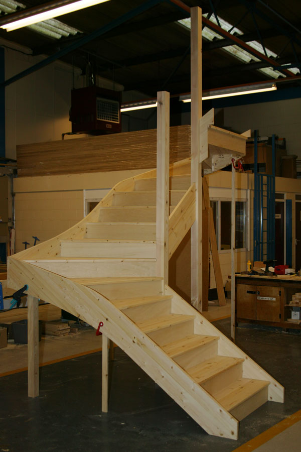 pine stairs and staircases uk timber stair manufacturers. Black Bedroom Furniture Sets. Home Design Ideas